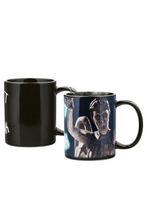 Doctor Who Weeping Angel Heat Reveal Mug