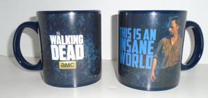 The Walking Dead Insane World 20 oz mug set of 2