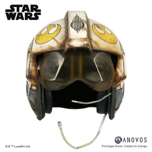 STAR WARS THE FORCE AWAKENS Rey Salvaged X-wing Helmet Accessory