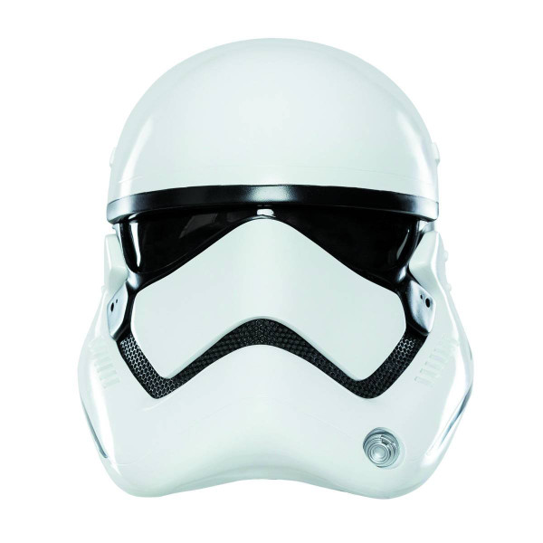 "STAR WARS ""THE FORCE AWAKENS STORMTROOPER HELMET"" Anovos Full 1:1 scale TORN BOX"