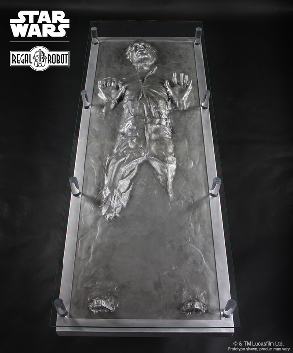 Han Solo™ Carbonite Coffee Table