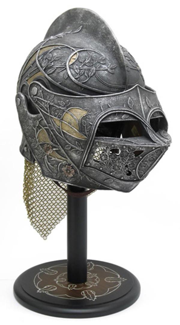 Game of Thrones Loras Tyrell Helm Valyrian Steel