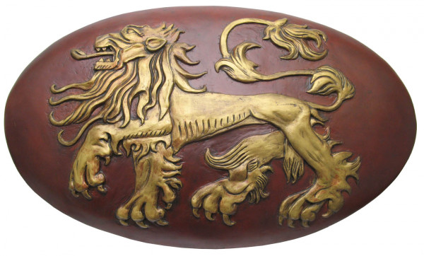 Game of Thrones Lannister Shield