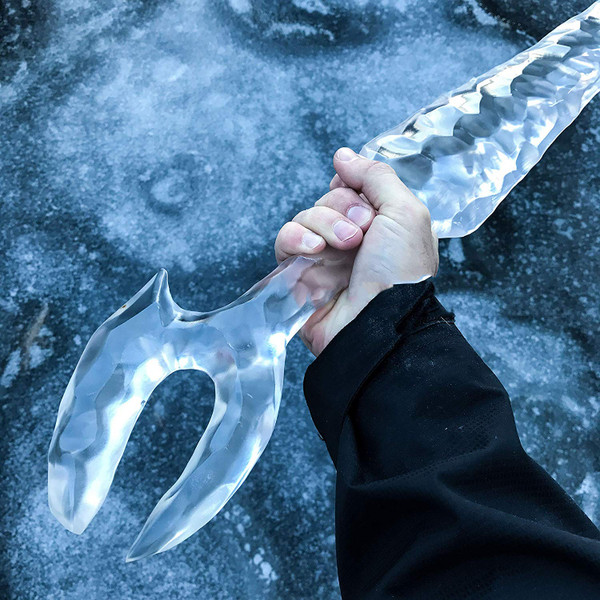Game of Thrones White Walker Ice Sword