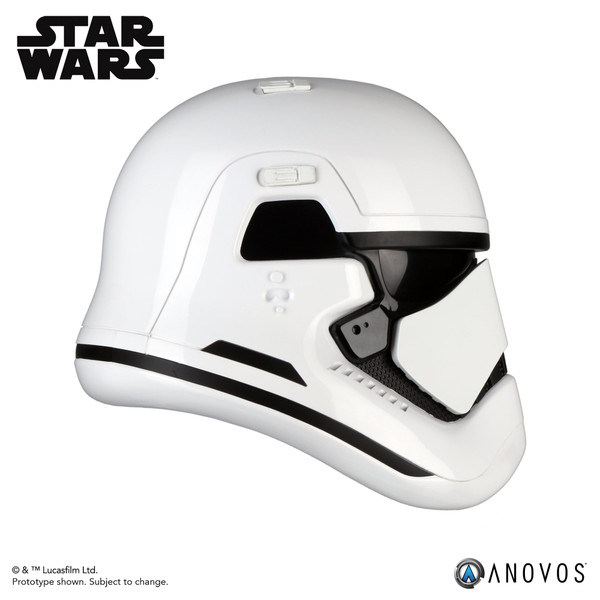 Star Wars The Last Jedi First Order Stormtrooper Helmet