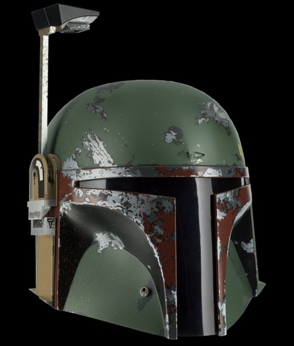 BOBA FETT HELMET PRECISION CRAFTED REPLICA EFX COLLECTIBLES