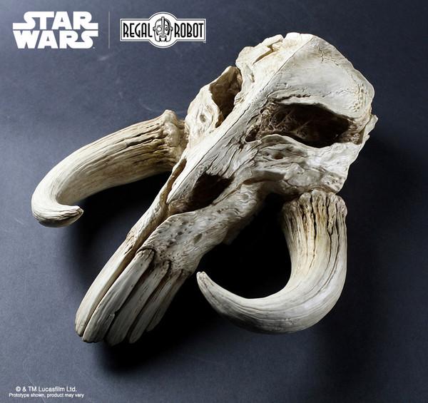 Mandalorian Skull Wall Decor