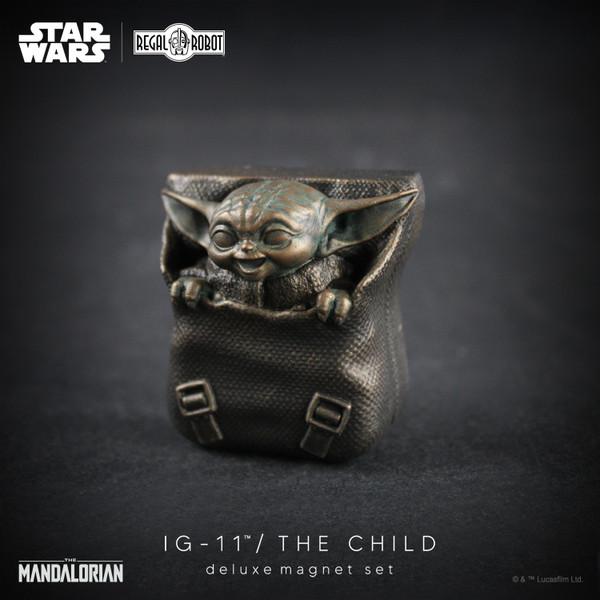 IG-11™ & the Child Magnet Set