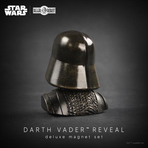 Darth Vader™ Reveal Magnet Set