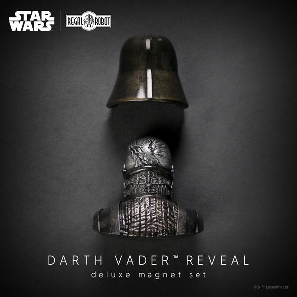 Star Wars Darth Vader™ Reveal Magnet Set