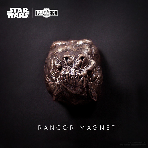 Star Wars Rancor Magnet – Beast Collection