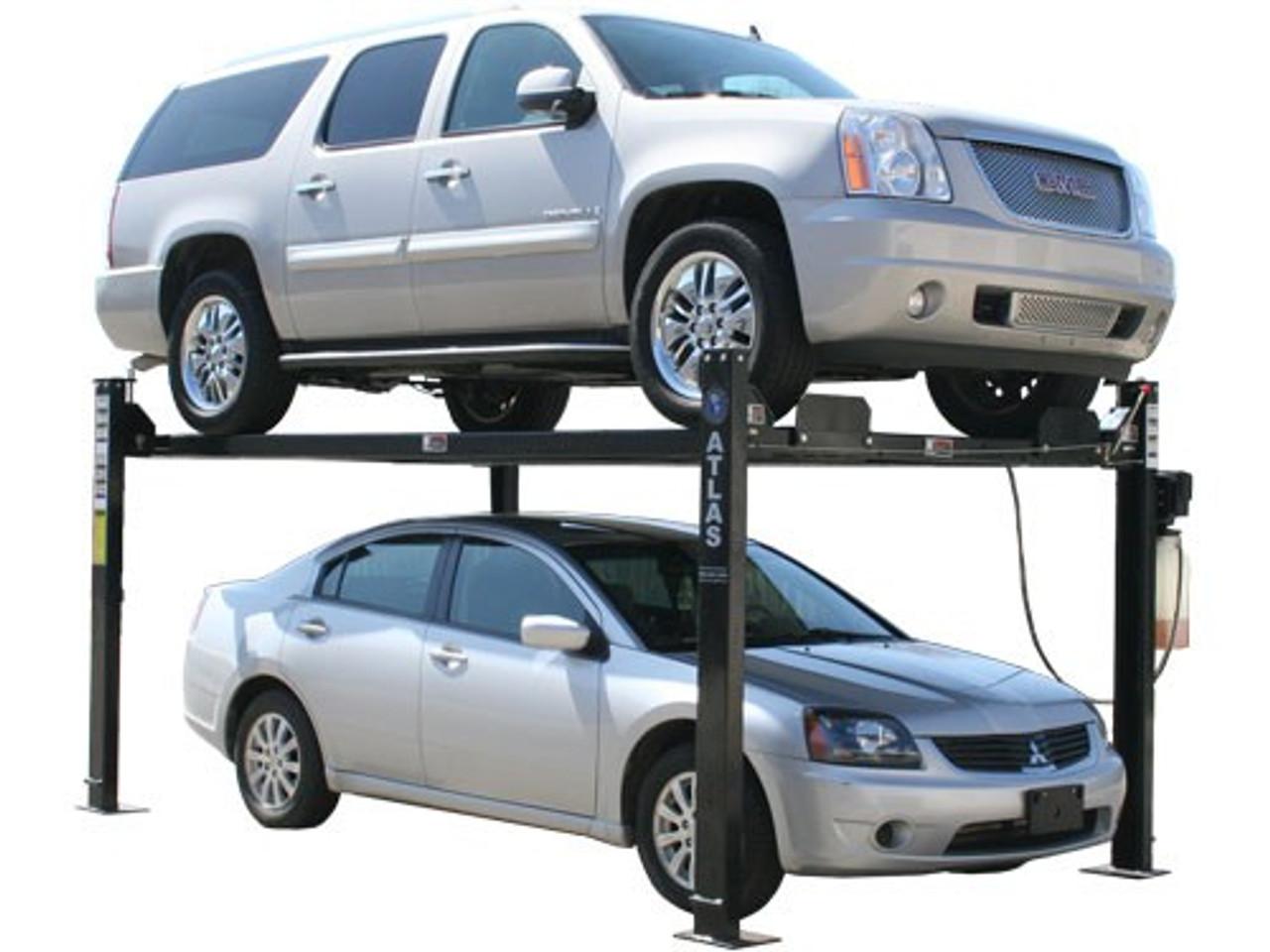 d155a8c3557b Atlas Garage Pro 8,000 4 Post Car Lift