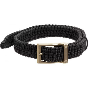 Timberline Black Paracord Survival