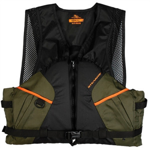 Stearns Pfd 2220 Cmft Fishing Grn C004