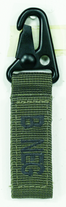 Embroidered Blood Type Tags (B-)