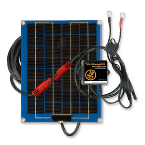 PulseTech SolarPulse SP-12 Solar Battery Charger Maintainer