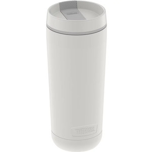 Thermos Guardian Collection Stainless Steel Tumbler 5 Hours Hot\/14 Hours Cold - 18oz - Sleet White