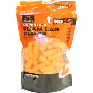 Walkers Ear Plug Pouch 50 Pairs