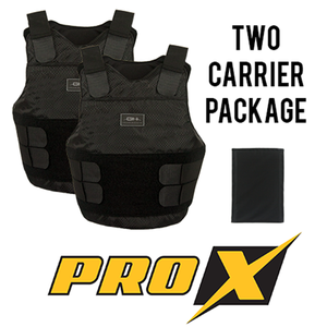 ProX Level IIIA PX03 2 Carrier Package