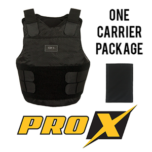 ProX Level IIIA PX03 1 Carrier Package