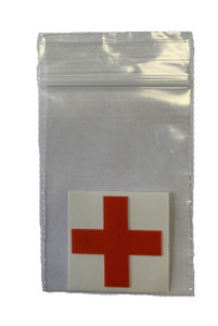 Hsgi / Ct : Red Medical Cross Decal For Kydex Tourniquet Taco