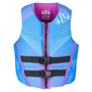 Full Throttle Womens Life Jacket Rapid-Dry