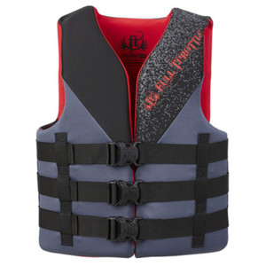 Full Throttle Adult Life Jacket Rapid-Dry