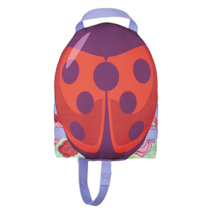 Full Throttle Water Buddies-Child Life Jacket-Ladybug