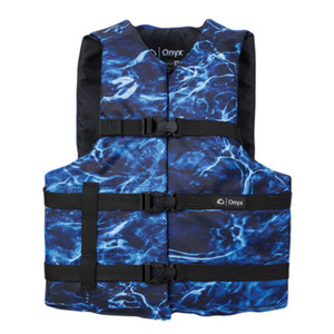 Onyx General Purpose PFD Mossy Oak Elements Marlin