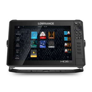 Lowrance HDS-12 and 12 Boat in a Box