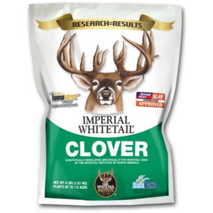 Whitetail Institute Imperial Whitetail Clover- 4 lb