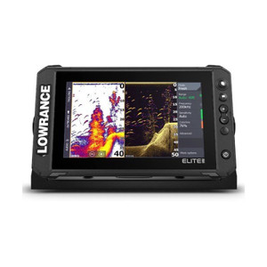 Lowrance Elite 9 FS No Transducer US CAN