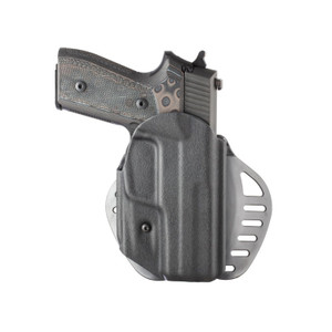 Hogue ARS Stage 1 Carry Holster Sig Sauer P225A1 Black