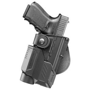 Fobus RBT Tactical Paddle Holster With Lighthouse III-RH - 1124597