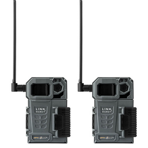 Spypoint LINK-MICRO-LTE Cellular Trail Camera 2 Pack ATT