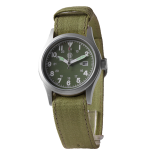 Military Watch - 3 Changeable Straps