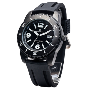 Paratrooper Watch - Rubber Band