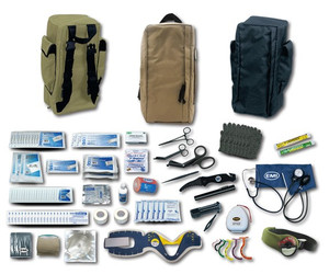 Emergency Tactical Response Response Pack Complete Kit