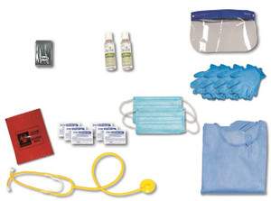 The Protector Response Pac Refill Kit