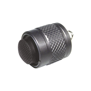 Z61 Click-on Lock-out Hard Anodized Black Tailcap