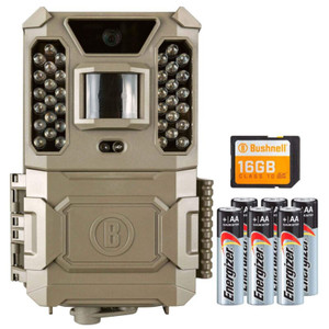 Bushnell 24MP Prime Combo Brown Low Glow Trail Camera