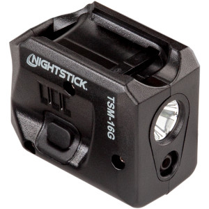 Subcompact Weapon Light W/green Laser For Springfield Armory Hellcat