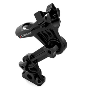Stealth QR2 Rod Holder w Multi-Mount Base and Extension