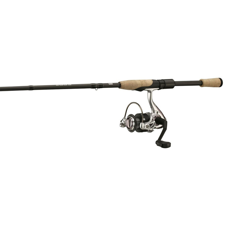 13 Fishing Code Silver 6 ft 6 in M Spinning Combo 2pc