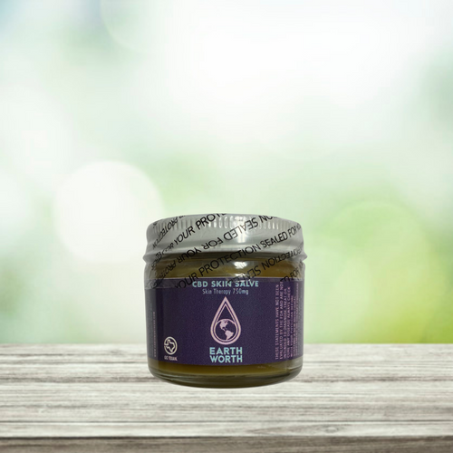 750mg  CBD Skin Salve