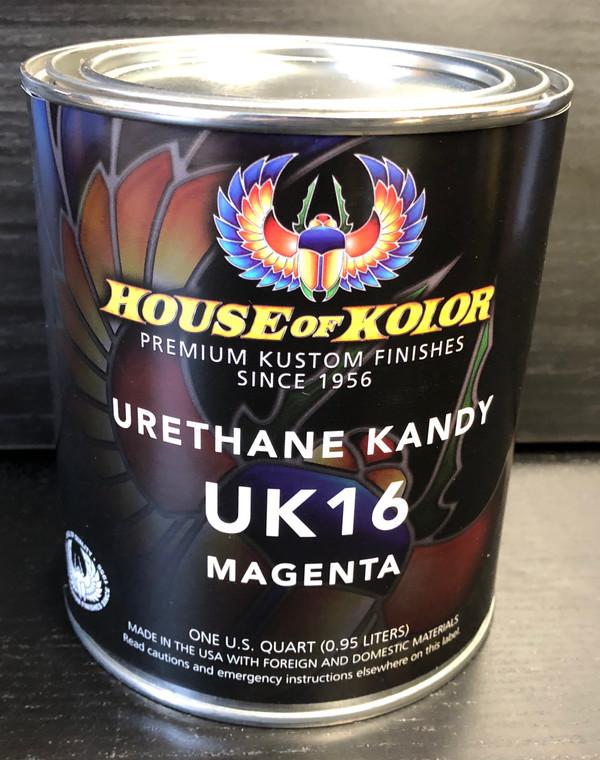 UK16 MAGENTA Urethane Kandy