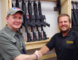 Operation Parts Donates Rifles to Alliance Police Dept and Range