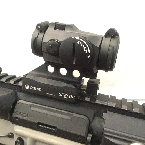 Kinetic Development Sidelok Aimpoint T1h1t2h2 Sight Mount