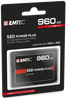 EMTEC Internal SSD X150 Power Plus 960GB Solid State Drive Packaging