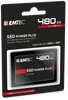 EMTEC Internal SSD X150 Power Plus 480GB Solid State Drive Packaging